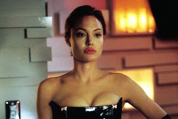 Angelina Jolie in Mr and Mrs Smith