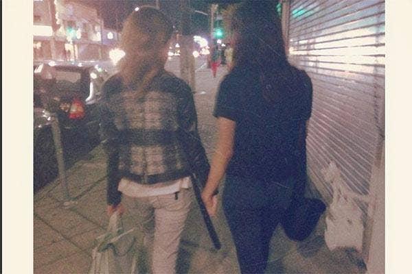 Anna Kendrick and Aubrey Plaza