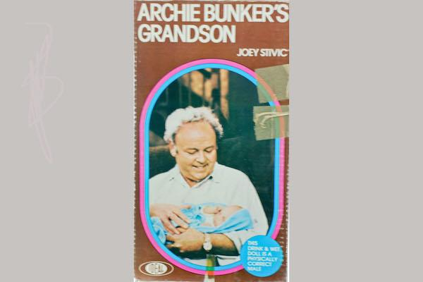 archie bunker grandson toy