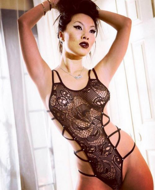 Photo Of Asa Akira In Sexy Lingerie