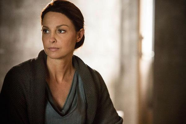 Ashley Judd from Divergent