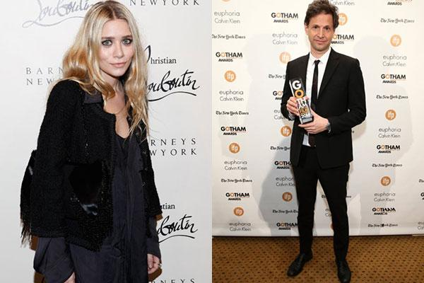 Ashley Olsen and Bennett Miller