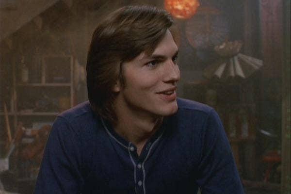 Ashton Kutcher from That '70s Show