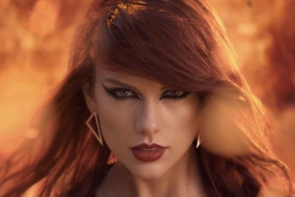 Taylor Swift from Bad Blood music video