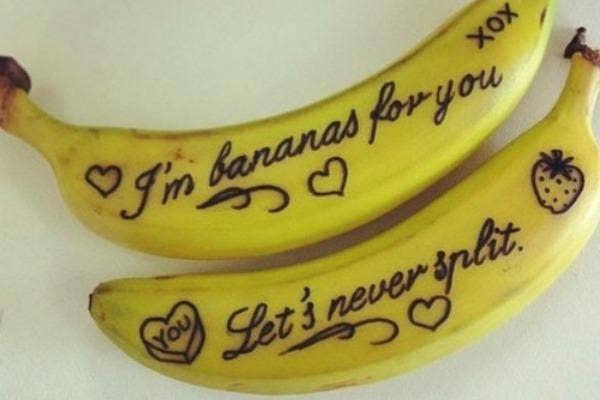 Bananas aphrodisiac