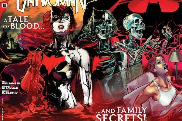 from Batwoman 19 dc comics lgbt superheroes super hero lgbtq gay lesbian bisexual