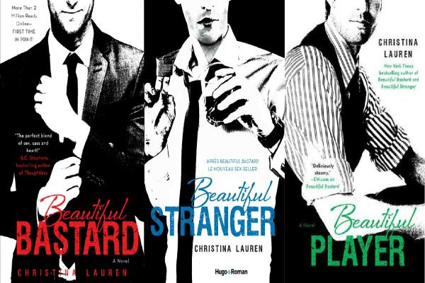 The Beautiful Bastard Series by Christina Lauren