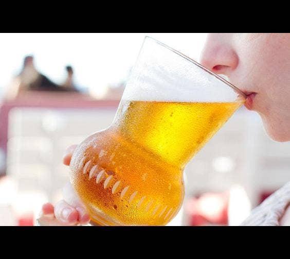 Beer Rinsing