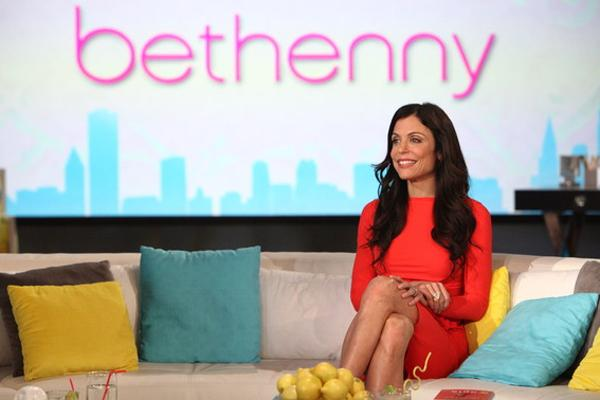 Bethenny Frankel talk show first time sex losing virginity