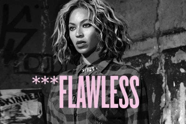 "5. ""I woke up like this."" — Beyoncé"