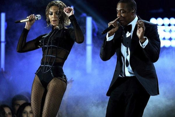 Beyonce and Jay Z from The Grammys beyonce wedding jay z beyonce wedding beyonce jay z marriage