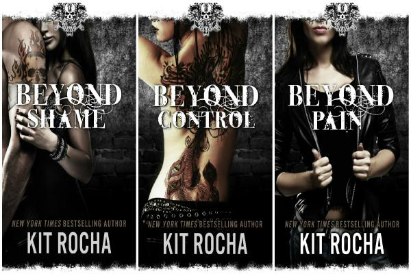 The Beyond Series by Kit Rocha