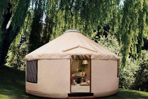 Dream Folly tent