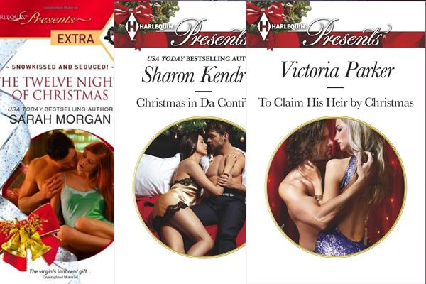 Harlequin Presents Christmas Series