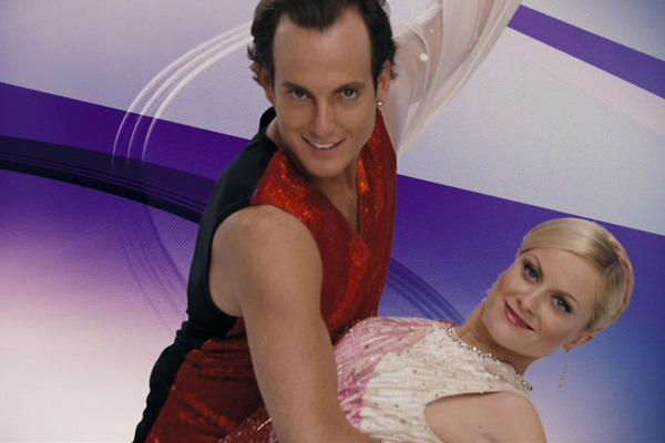Will Arnett and Amy Poehler Blades of Glory Stranz and Fairchild Van Waldenberg