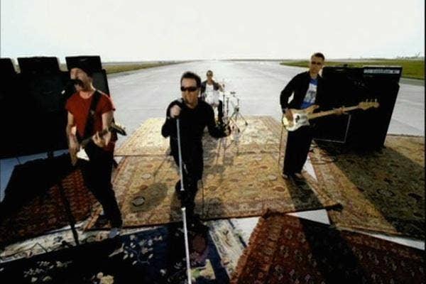Bono from Beautiful Day