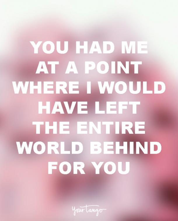 15 Sad Love Quotes For The Broken-Hearted | YourTango