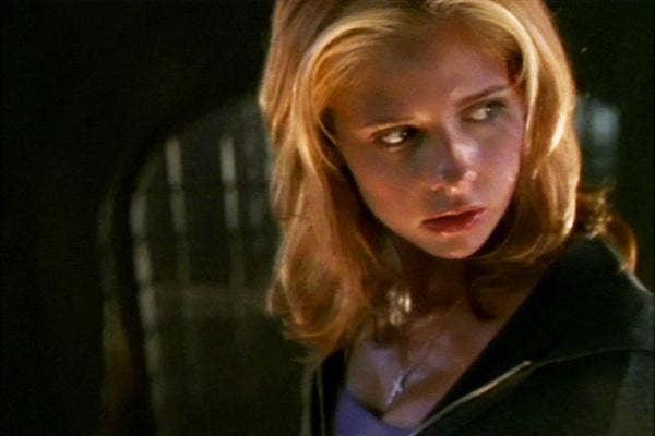 Sarah Michelle Gellar in 'Buffy the Vampire Slayer'