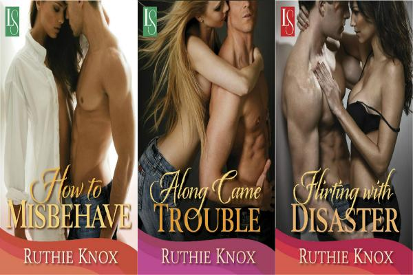 The Camelot Series by Ruthie Knox