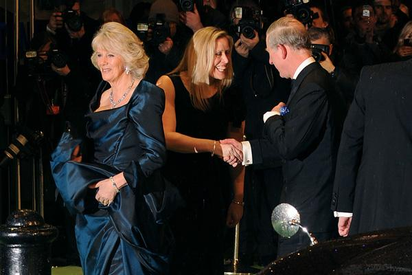 camilla parker bowles prince charles event