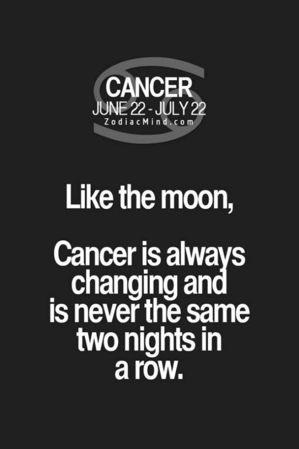 Cancer Zodiac Quotes 25 Quotes That Perfectly Sum Up What Life's Like As A Cancer .