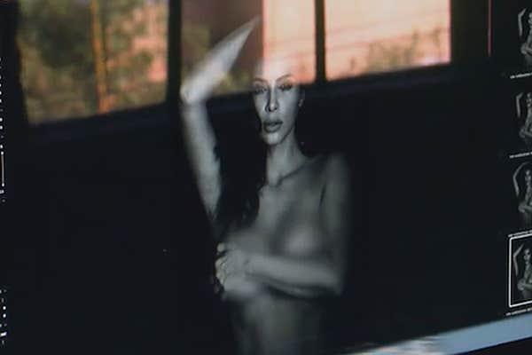 kim kardashian naked kim k nude