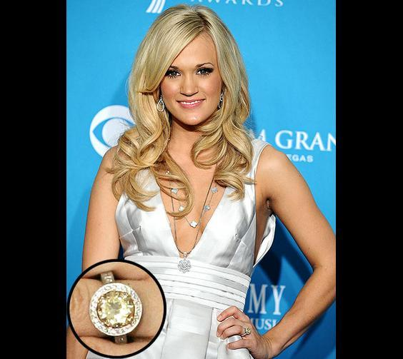 Carrie Underwood's Ring