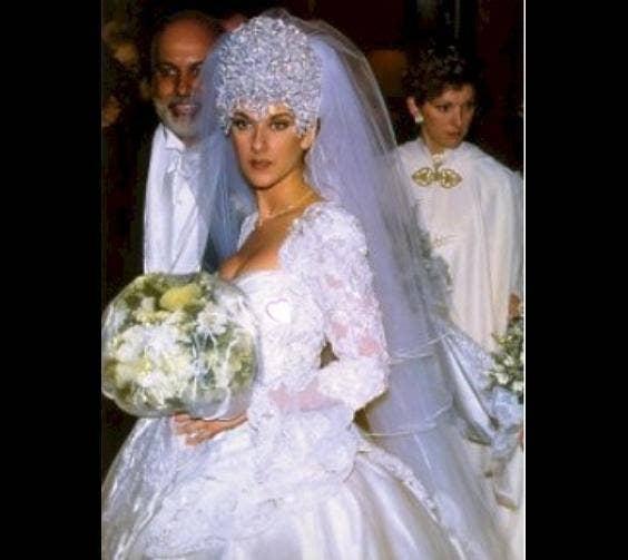 Celine Dion's Dress
