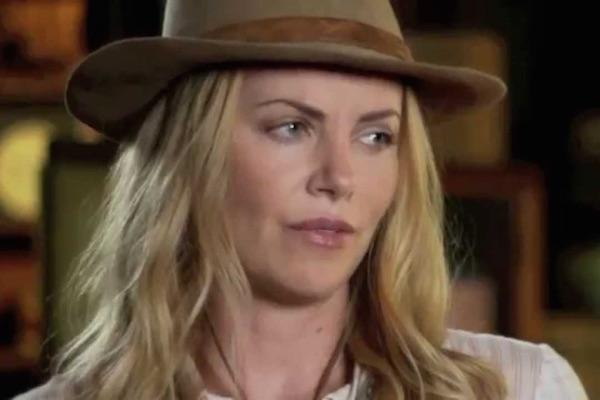 Charlize Theron from A Million Ways to Die in the West