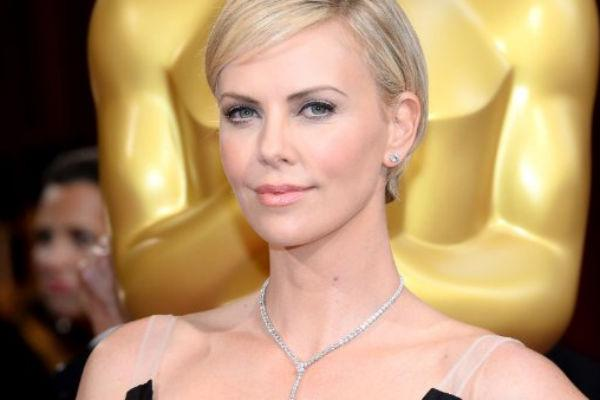 charlize theron adoption