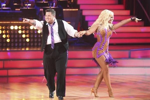 Chaz Bono from Dancing With the Stars