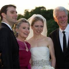 Chelsea Clinton & Marc Mevinsky