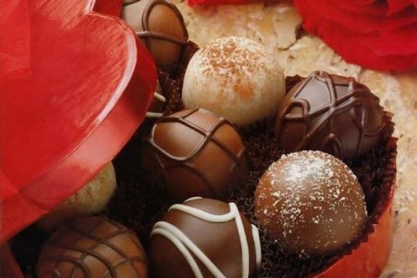 chocolate aphrodisiac