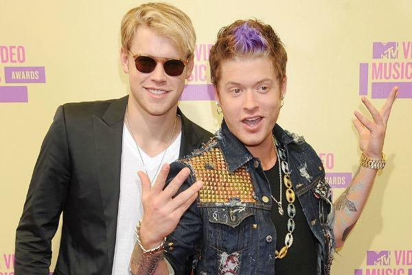 Chord Overstreet and Nash Overstreet