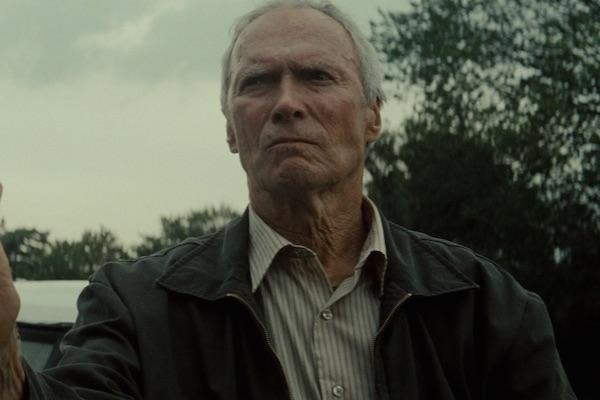 Clint Eastwood from Gran Torino
