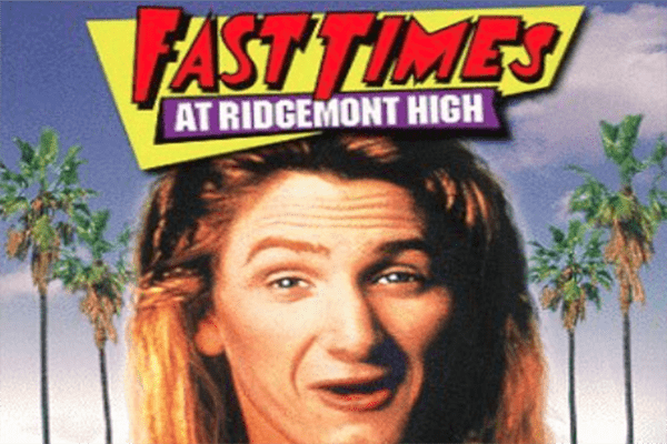 Clueless amy heckerling fast times at ridgemont high