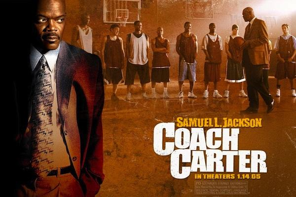 from the film Coach Carter