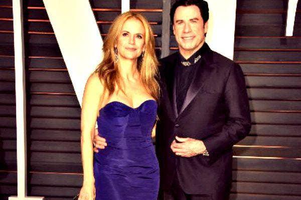 Kelly Preston & John Travolta