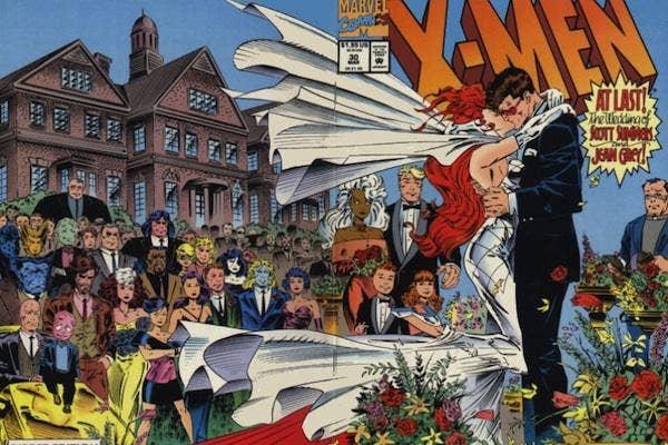from Marvel Comics X-Men #30
