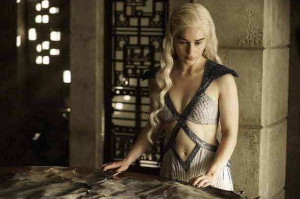 Daenerys must plan.