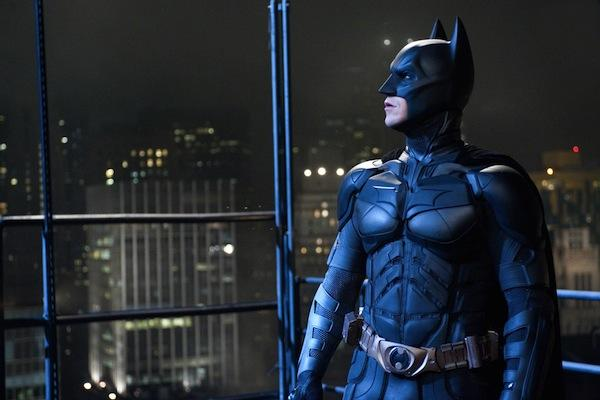 Christian Bale from The Dark Knight Rises