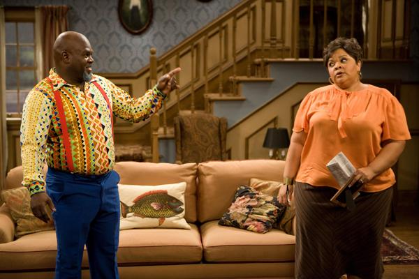 David and Tamela Mann Meet the Browns