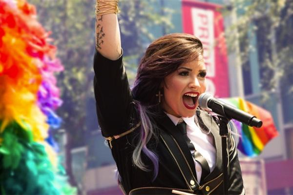 Demi Lovato from Really Don't Care
