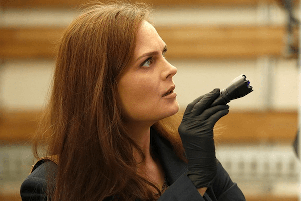 Emily Deschanel from Bones