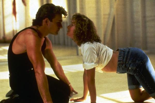 from the film Dirty Dancing