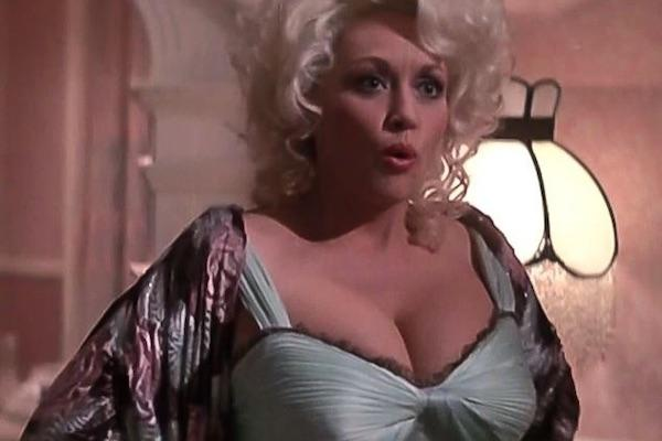 Dolly Parton from The Best Little Whorehouse in Texas