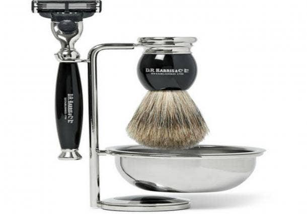 Dr Harris Shaving Set
