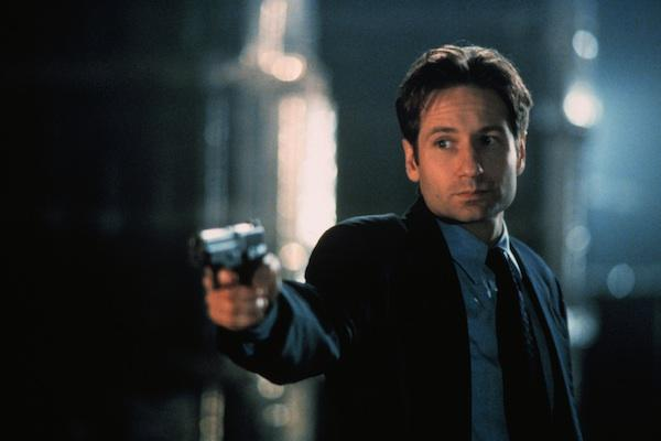 David Duchovny from The X-Files