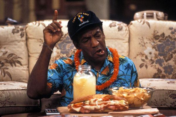 Bill Cosby from The Cosby Show