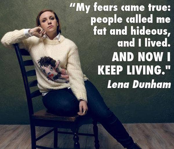 Lena Dunham quote